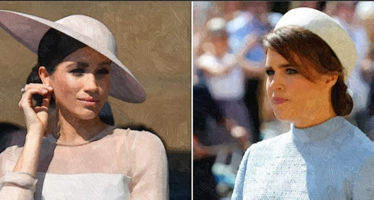 Did Meghan Markle Make A Social Blunder During Prince Eugenie's Wedding Day?
